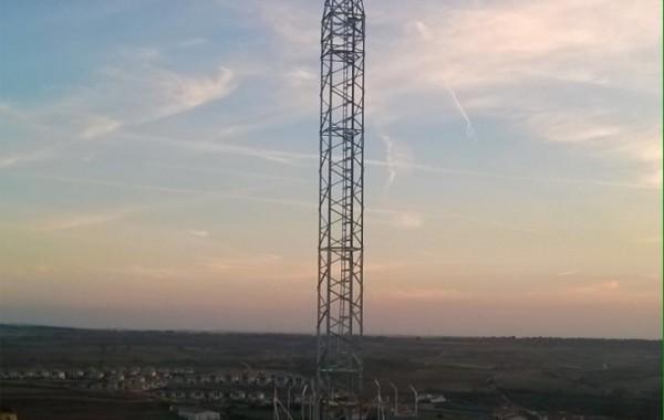Centro Transformador de Telecomunicaciones.